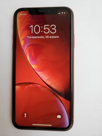 Продаю Apple iPhone Xr 64Gb rsim product Red