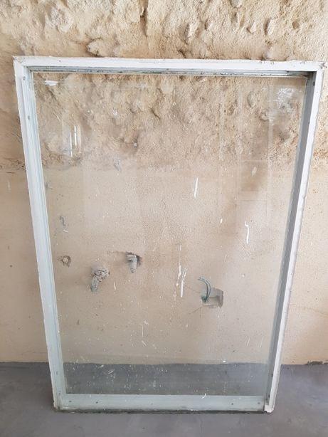 Janela Aluminio Branca