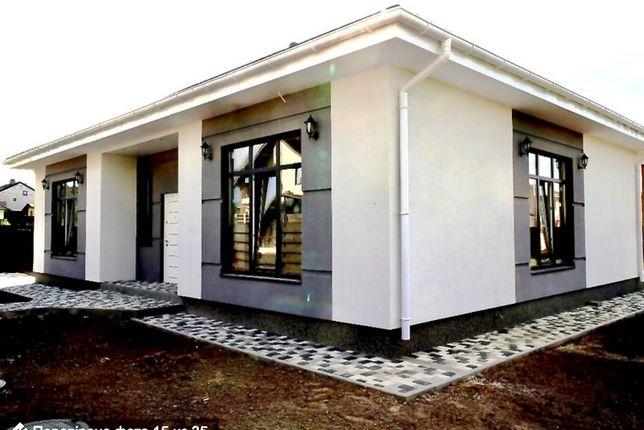 Идеальный одноэтажный дом! 120 кв.м. 5 соток. Лес!