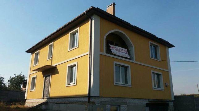 Продается дом в экологическом и живописном рн. Переяслов-Хмельницкий.
