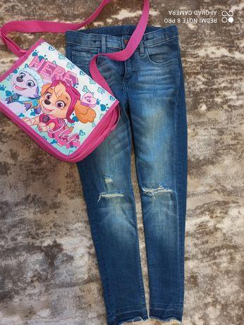 Скінні (джинси)h&m ,на 8 років , дешево