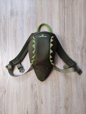 Little life, детский рюкзак, рюкзачок, рюкзак динозавр, динозаврик