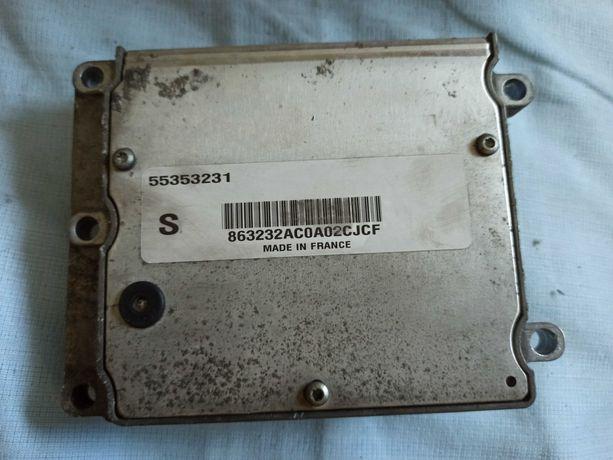 Saab Opel Komputer Sterownik Silnika 2.0 T