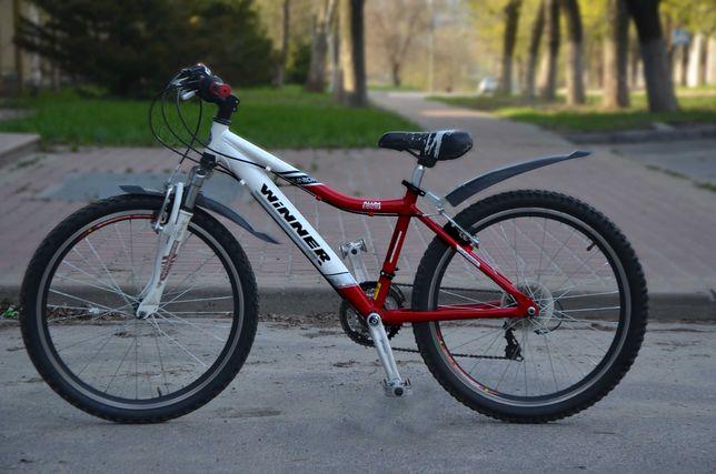 """Велосипед Winner 24"""" (Алюминий)"""