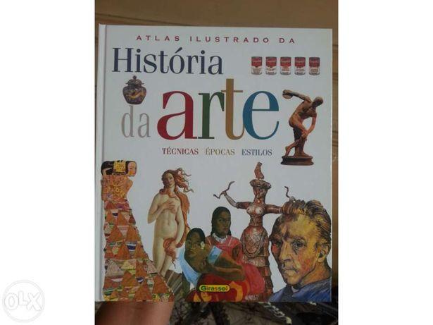 Atlas Ilustrado da História da Arte