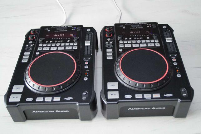 2 x American DJ Radius 2000 Gwarancja Skup Zamiana CDJ 350/400