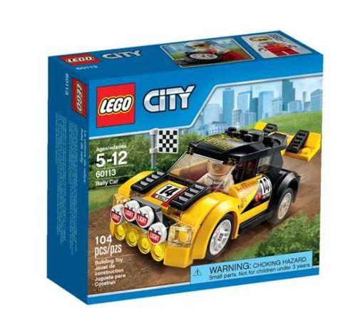 LEGO City Great Vehicles 60113 - Carro de Rali 45€