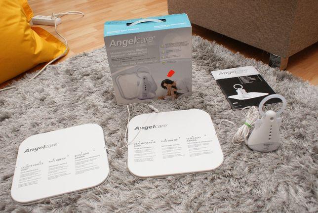 AngelCare monitor oddechu ruchu AC300 Angel Care dwie płytki