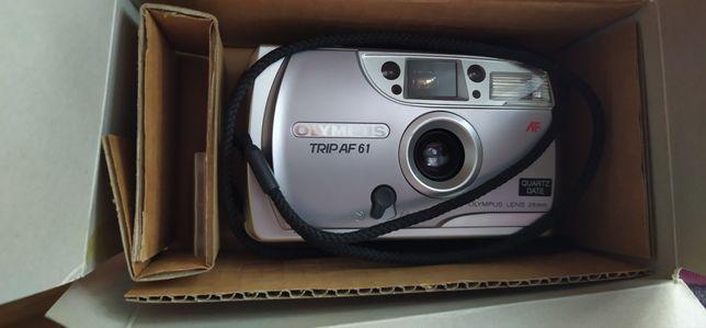 Фотоаппарат Olympus Trip AF 61 Олимпус плёночный