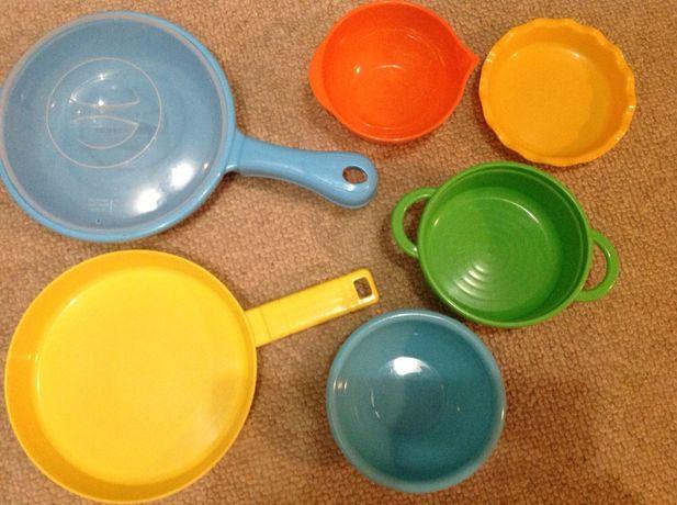 Посуда для игры
