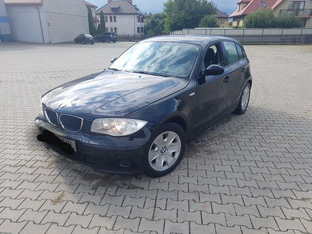 BMW 116i E87 możliwa zamiana...Taka cena do końca weekendu!!!