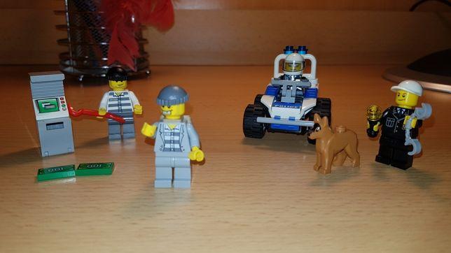 Lego City 7279 pościg policyjny 100% klocków