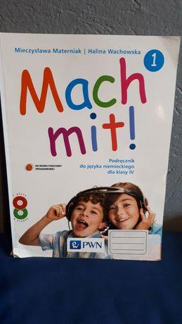 Podręcznik do języka niemieckiego  dla kl.4