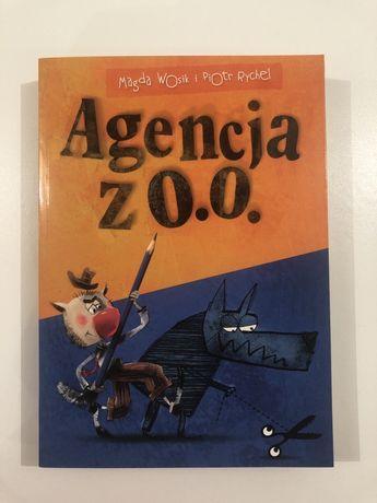 Agencja ZO.O Magda Wosik i Piotr Rychel książka