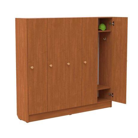 Шкафчики для детской раздевалки, шкафчики для детского сада, школы