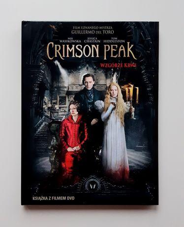 Crimson peak (film DVD)