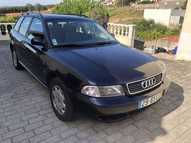Audi A4 carrinha avant b5 110cv