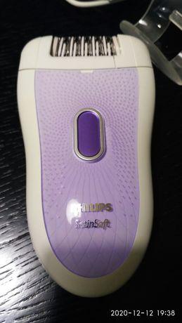 Епілятор Philips HP6520/01 SatinSoft