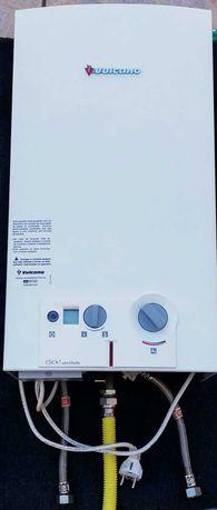 Esquentador Inteligente Vulcano CLICK Ventilado - Gás Natural