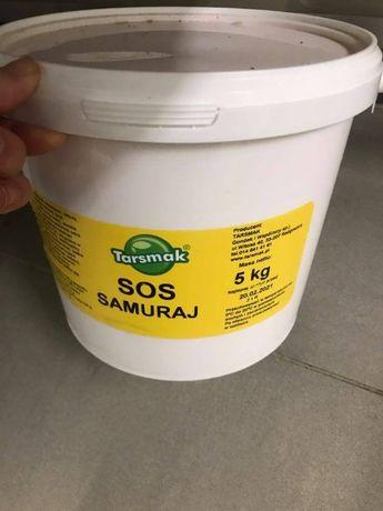 sos kebab, samuraj, 1000 wysp