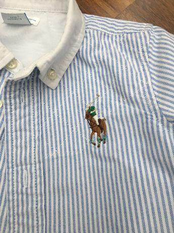 Ténis Ralph Lauren Camisa Ralph lauren