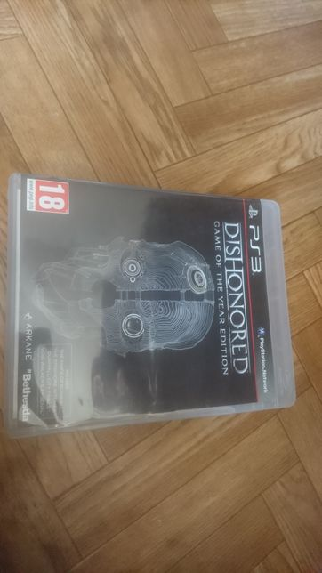 Gra Dishonored Game of the Year Edition PS3