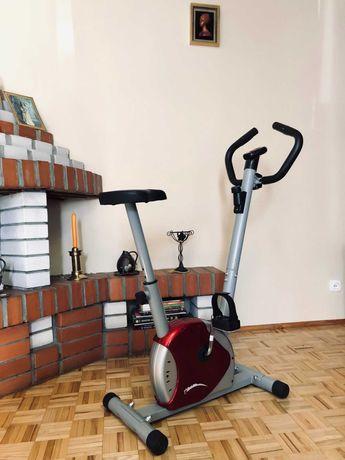 Hop-Sport rowerek stacjonarny treningowy rower 100% sprawny siłownia