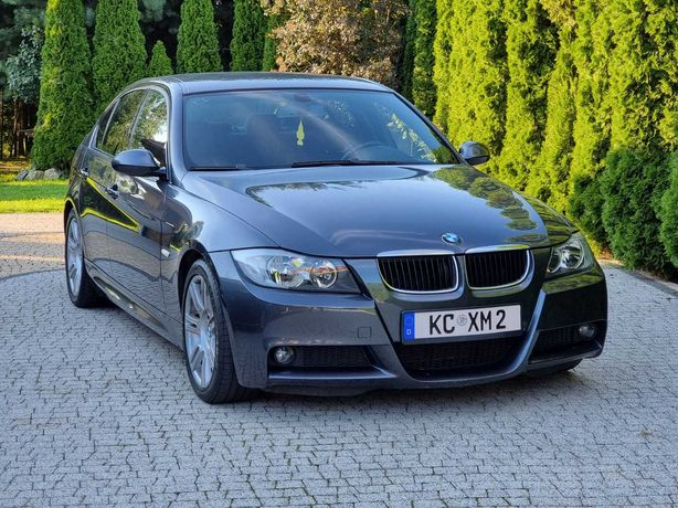 BMW E90 2.0 benzyna super stan oryginalny M-Pakiet