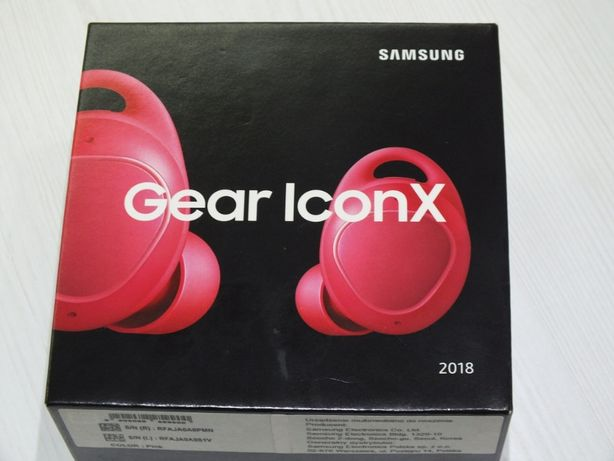 **Słuchawki Samsung Gear IconX-Lombard Stówka**