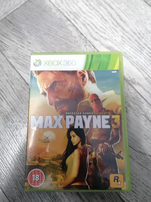 Max Payne 3 x360 Lublin - image 1