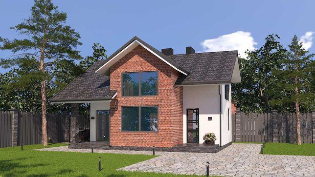 Продається будинок в Крюківщині 100 кв.м