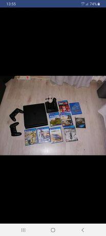 PlayStation 4 slim 1Tb zestaw zamiana
