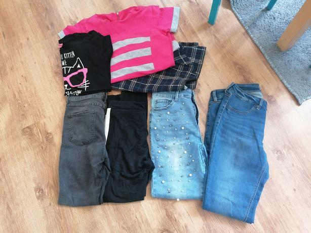 Ubrania oddam rozmiar L /XL
