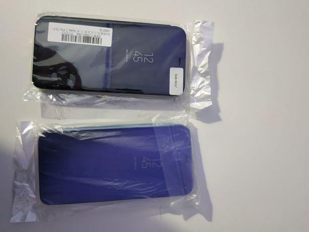 Capas Redmi Note 7 novas (azul e preto)