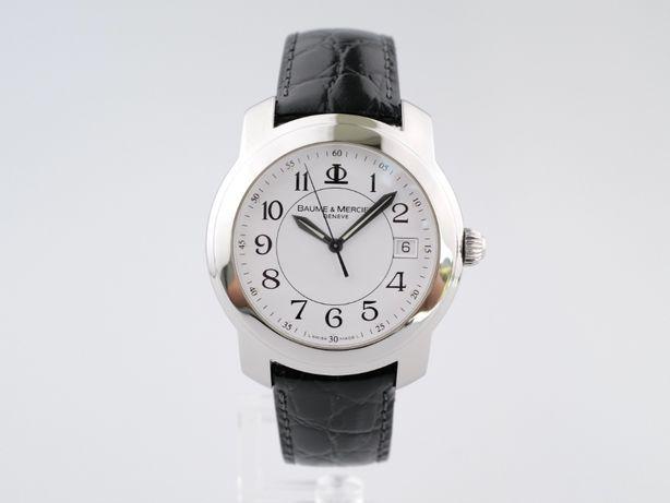 Мужские бу часы Baume & Mercier Capeland 39 мм