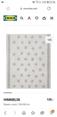 Nowy dywan IKEA himmelsk