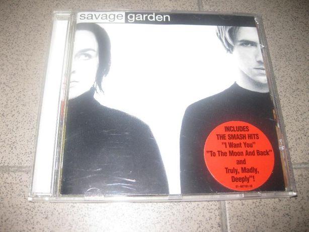 CD dos Savage Garden/Portes Grátis
