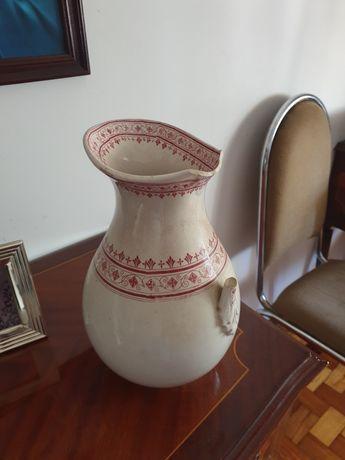 Vaso antigo louça Sacavém
