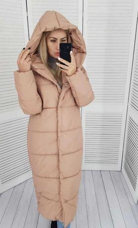 Пальто одеяло куртка женская зимнее новое 42 44 46 48 50 52 54 56