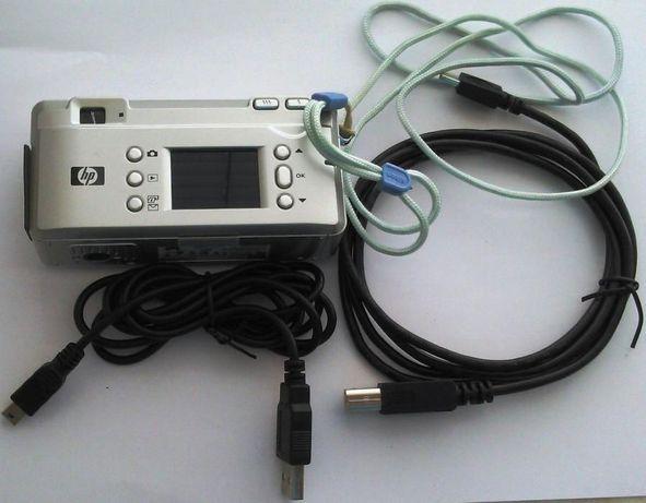 Máquina Fotográfica nova, HP Photosmart 433, 3.1 MP, 3xzoom