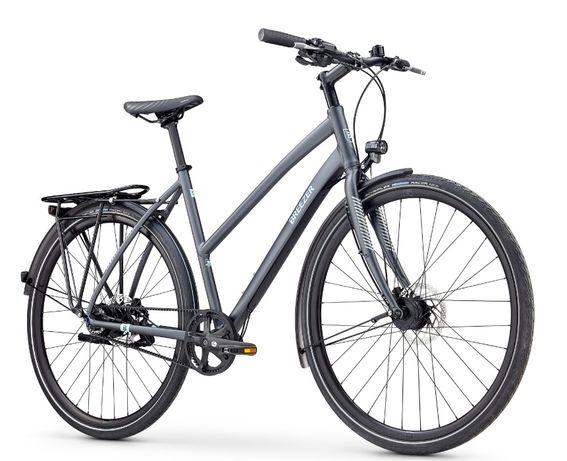Breezer BELTWAY 8+ ST koła 28 cali kolor satin gray , gwarancja 24mc
