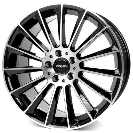 """RSCAR"" - Felgi Carmani 18"" 5x112 NOWE!Audi, VW, Mercedes, Skoda, Seat"