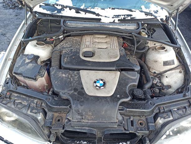 BMW E46 Lift 2.0 150 km skrzynia Biegów manualna stan bdb Wysyłka
