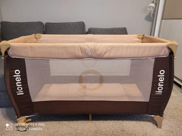 Łóżeczko turystyczne/kojec Lionelo dla dziecka