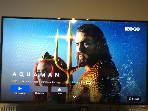 Telewizor SAMSUNG 48cali UE48H6400 3D