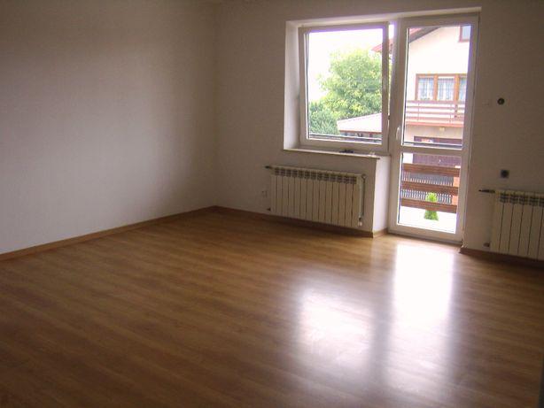 Wynajme nowe mieszkanie, 80m, 3 pokoje, balkon, parking