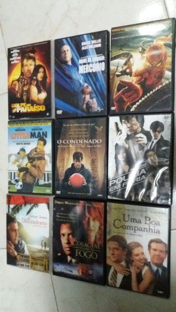 Dvd filmes originais ( varios) novos