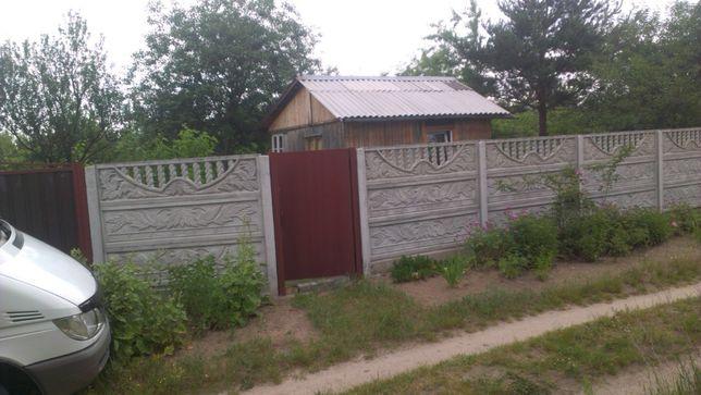 Продажа участка 6 соток +Домик 5м*5м с. Снітинка с/т Фастівський