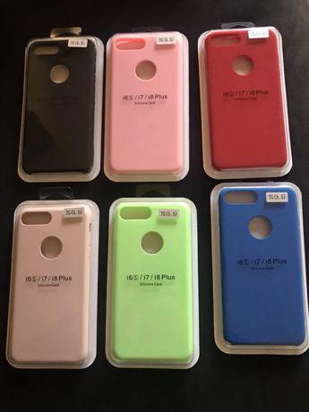 Capas iPhone 6/7/8 Plus