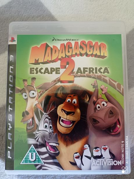 Madagaskar 2 escape Africa PS3